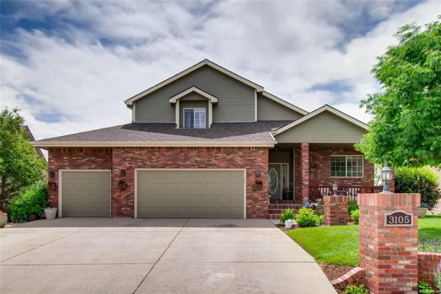 3105 54th Avenue, Greeley, CO 80634 (#9361132) :: The DeGrood Team
