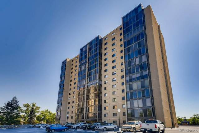 7877 E Mississippi Avenue #101, Denver, CO 80247 (#9361171) :: The Healey Group