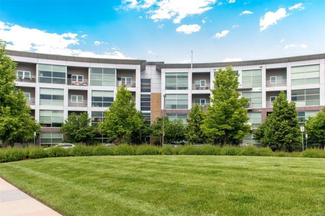 2958 Syracuse Street #107, Denver, CO 80238 (#9361937) :: Wisdom Real Estate