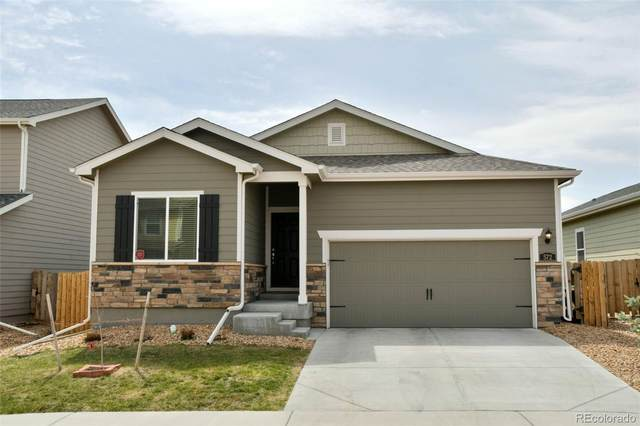 572 Reserve Avenue, Lochbuie, CO 80603 (#9362129) :: The Griffith Home Team
