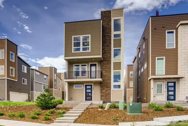 2461 Tonga Drive, Castle Rock, CO 80109 (MLS #9362148) :: 8z Real Estate