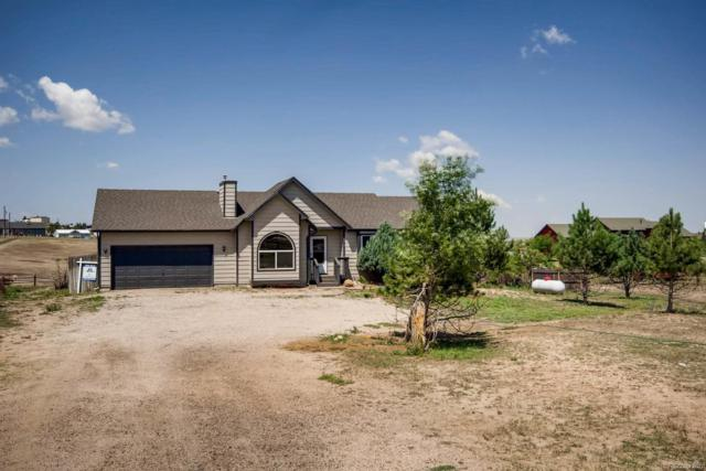 8059 Sun Country Drive, Elizabeth, CO 80107 (#9362341) :: The Peak Properties Group