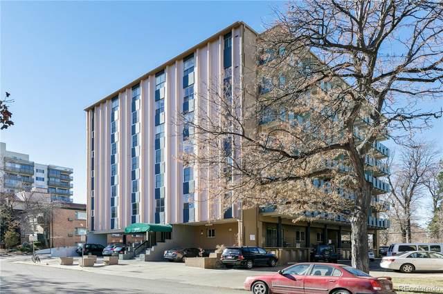1265 Race Street #508, Denver, CO 80206 (MLS #9362456) :: 8z Real Estate