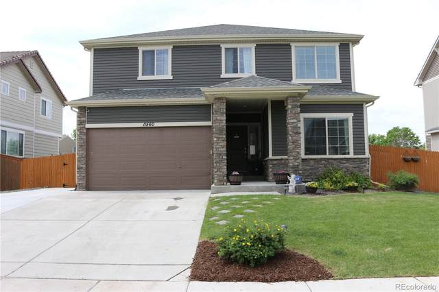 11560 E 118th Avenue, Commerce City, CO 80640 (MLS #9362507) :: Bliss Realty Group