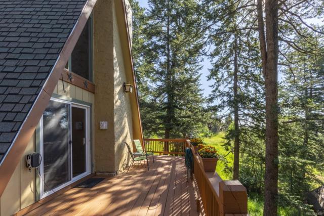 8676 S Cottontail Lane, Morrison, CO 80465 (MLS #9362643) :: 8z Real Estate