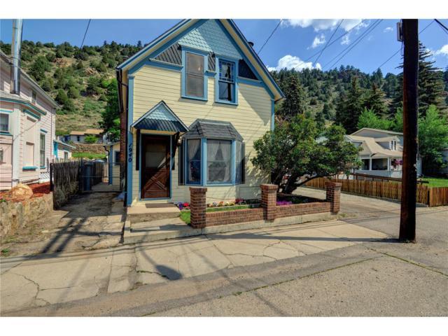 1940 Virginia Street, Idaho Springs, CO 80452 (MLS #9362756) :: 8z Real Estate