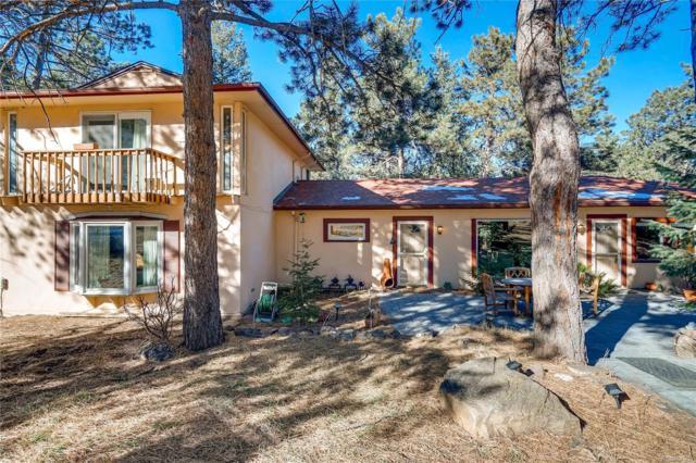 701 Ballantine Road, Golden, CO 80401 (#9362799) :: House Hunters Colorado