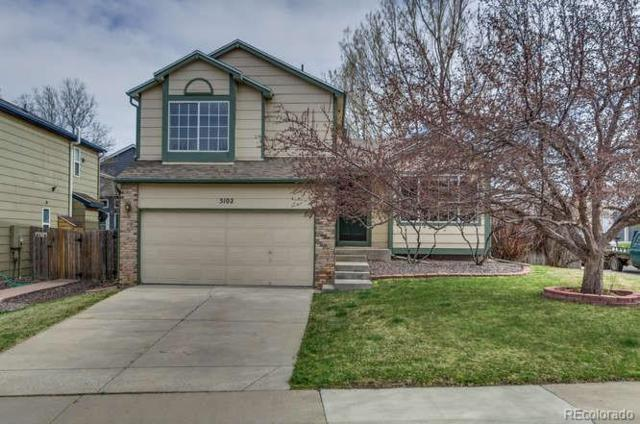 5102 Devon Avenue, Castle Rock, CO 80104 (#9363076) :: Colorado Team Real Estate