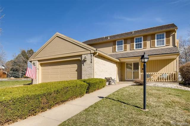 6140 E Briarwood Circle, Centennial, CO 80112 (MLS #9363559) :: 8z Real Estate