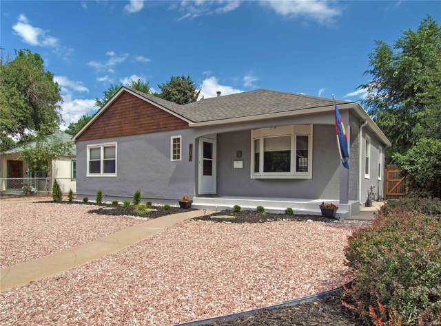 802 E La Salle Street, Colorado Springs, CO 80907 (#9363619) :: James Crocker Team