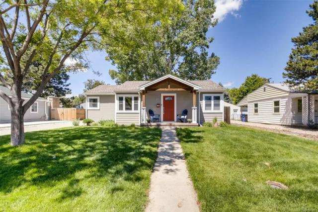2741 S Jackson Street, Denver, CO 80210 (#9363828) :: Wisdom Real Estate