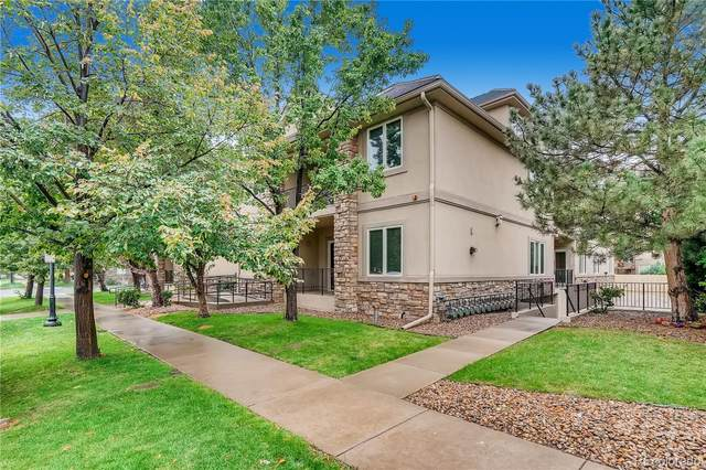 11 Monroe Street #103, Denver, CO 80206 (#9363902) :: The Gilbert Group