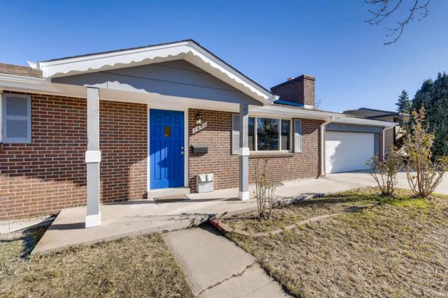 1662 S Balsam Court, Lakewood, CO 80232 (#9364571) :: Mile High Luxury Real Estate