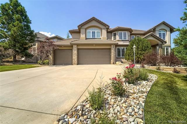 9140 E Lost Hill Drive, Lone Tree, CO 80124 (#9364631) :: The Healey Group