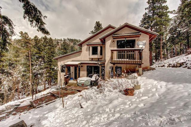34718 Boulder Canyon Drive, Boulder, CO 80302 (#9364800) :: The Peak Properties Group