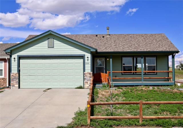 1210 4th Avenue, Deer Trail, CO 80105 (#9365070) :: The Pete Cook Home Group