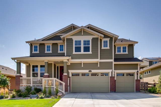 17314 W 84th Drive, Arvada, CO 80007 (#9365074) :: The Heyl Group at Keller Williams