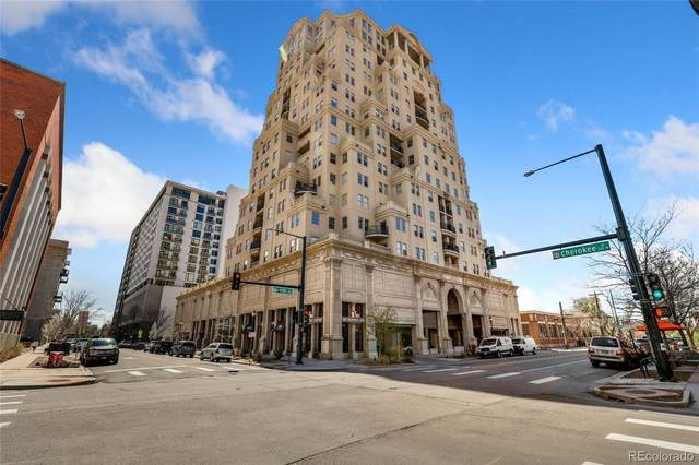 300 W 11th Avenue 10D, Denver, CO 80204 (#9365269) :: Bring Home Denver with Keller Williams Downtown Realty LLC