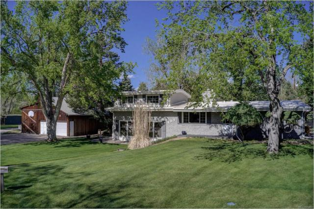 105 Allison Street, Lakewood, CO 80226 (MLS #9365594) :: 8z Real Estate