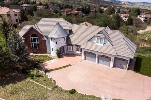 3076 Electra Drive, Colorado Springs, CO 80906 (MLS #9365620) :: 8z Real Estate