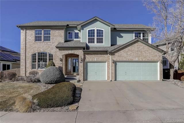 264 Sylvestor Place, Highlands Ranch, CO 80129 (MLS #9365881) :: 8z Real Estate