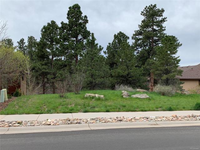 2438 Saddleback Drive, Castle Rock, CO 80104 (MLS #9366641) :: 8z Real Estate