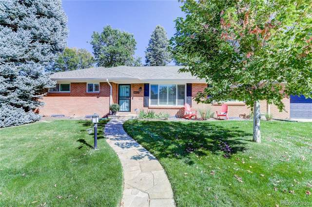 2764 S Milwaukee Street, Denver, CO 80210 (#9366954) :: James Crocker Team
