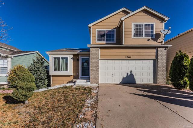 5248 Pine Haven Drive, Colorado Springs, CO 80923 (#9367285) :: Wisdom Real Estate
