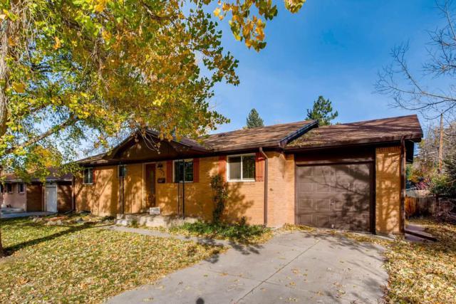 7290 S Sherman Street, Centennial, CO 80122 (#9367357) :: Briggs American Properties