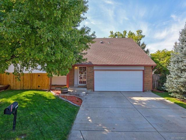 13334 W 70th Place, Arvada, CO 80004 (#9367551) :: The Galo Garrido Group