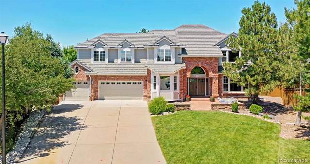 16319 E Berry Place, Centennial, CO 80015 (MLS #9367899) :: Bliss Realty Group