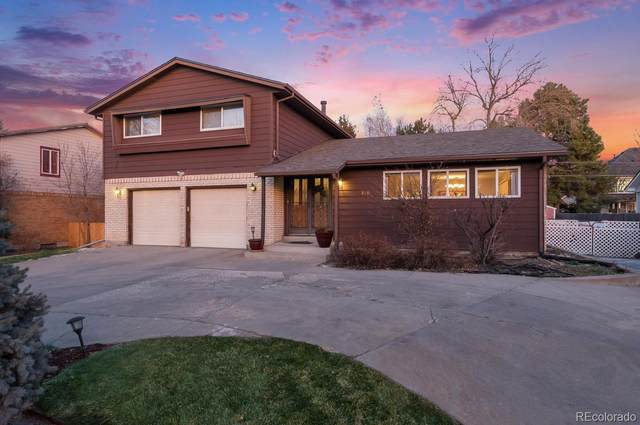 940 S Dayton Street, Denver, CO 80247 (MLS #9367926) :: 8z Real Estate