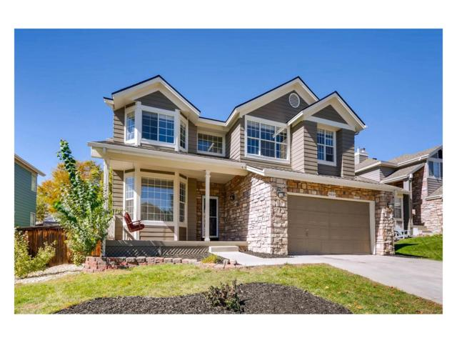 8664 Aberdeen Circle, Highlands Ranch, CO 80130 (#9368432) :: The Griffith Home Team