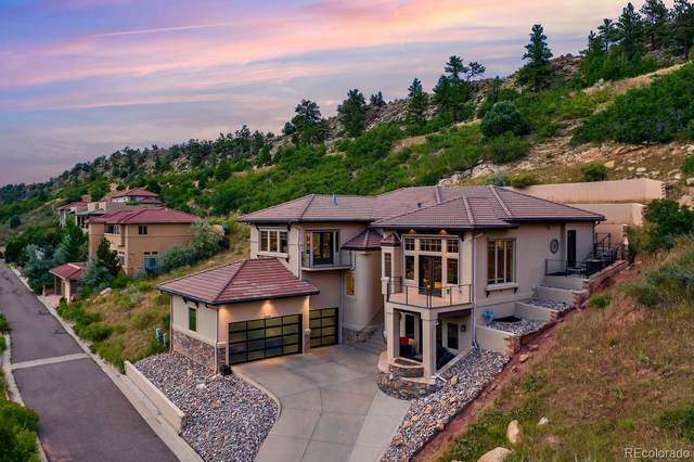 6658 Old Ranch Trail, Littleton, CO 80125 (MLS #9368504) :: Bliss Realty Group