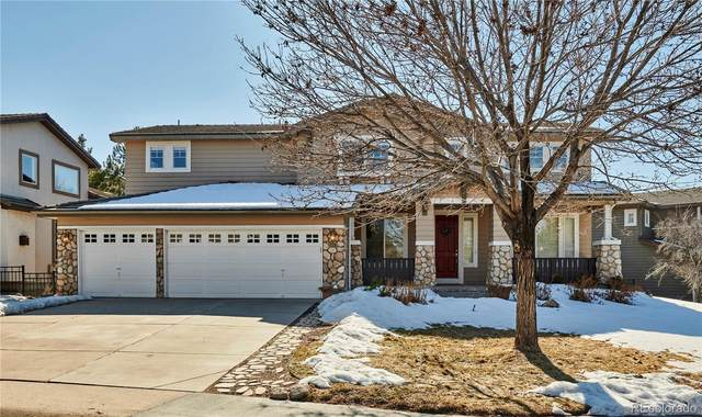 8885 Hunters Way, Highlands Ranch, CO 80129 (MLS #9368595) :: 8z Real Estate