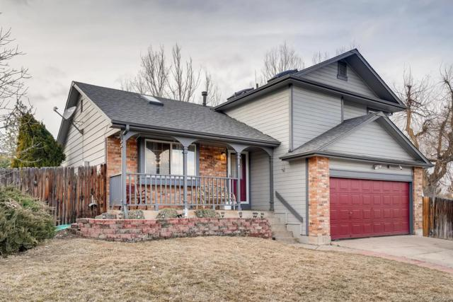 11345 W Bowles Place, Littleton, CO 80127 (#9368643) :: The DeGrood Team