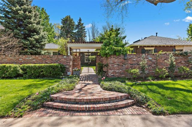 150 S Clermont Street, Denver, CO 80246 (#9368708) :: The Peak Properties Group