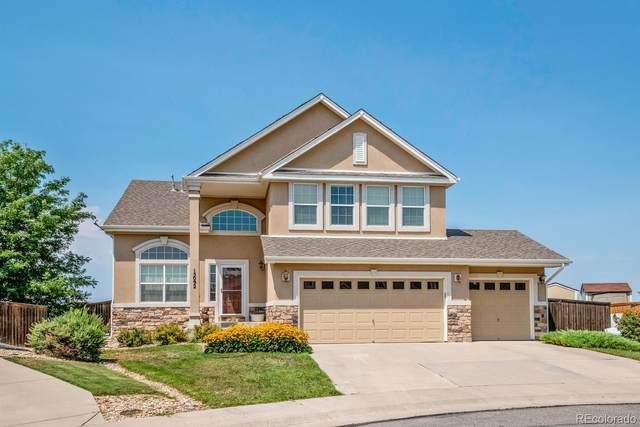 15092 Josephine Street, Thornton, CO 80602 (MLS #9368730) :: 8z Real Estate