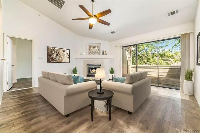 7474 S Alkire Street #304, Littleton, CO 80127 (#9368748) :: Venterra Real Estate LLC