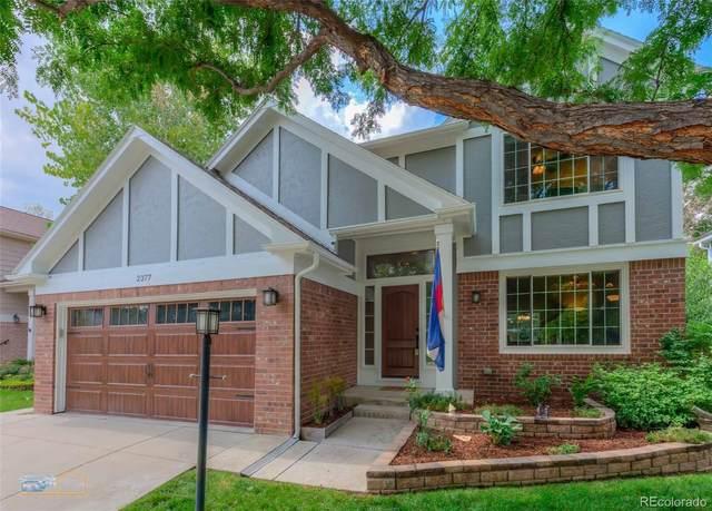 2377 Cedarwood Circle, Lafayette, CO 80026 (MLS #9369103) :: 8z Real Estate