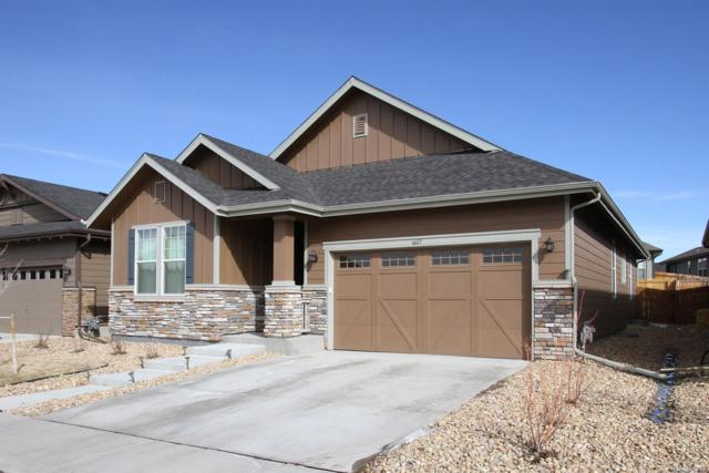 6617 Club Villa Road, Parker, CO 80134 (#9369167) :: My Home Team
