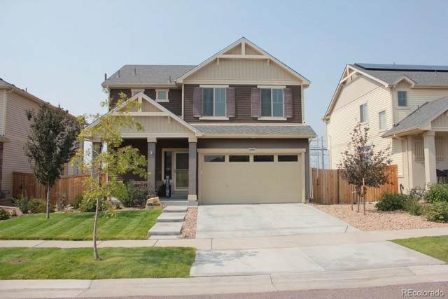 4799 S Biloxi Way, Aurora, CO 80016 (#9369651) :: The Gilbert Group