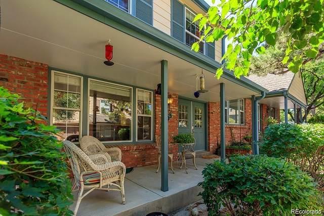 7105 E Briarwood Drive, Centennial, CO 80112 (MLS #9369696) :: 8z Real Estate
