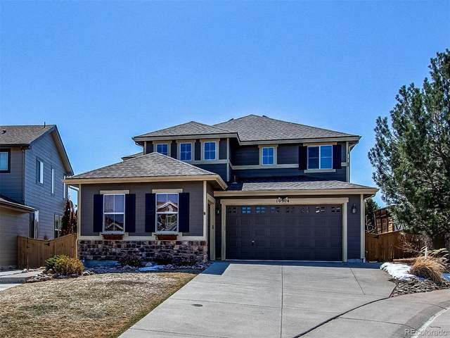 10904 Huntwick Street, Highlands Ranch, CO 80130 (#9369814) :: The Dixon Group