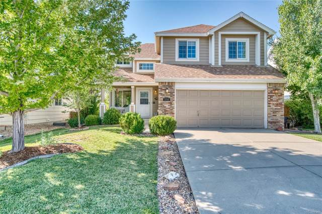 5701 Mount Sanitas Avenue, Longmont, CO 80503 (MLS #9370075) :: 8z Real Estate