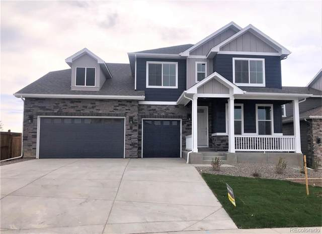 1658 Pinion Wing Circle, Castle Rock, CO 80108 (#9370163) :: The DeGrood Team