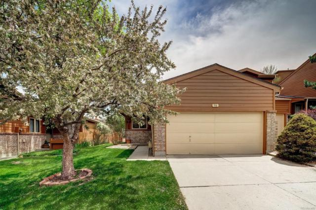98 Ward Court, Lakewood, CO 80228 (#9370202) :: The Galo Garrido Group