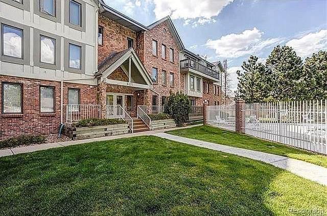 6475 S Dayton Street #307, Englewood, CO 80111 (MLS #9370221) :: Wheelhouse Realty