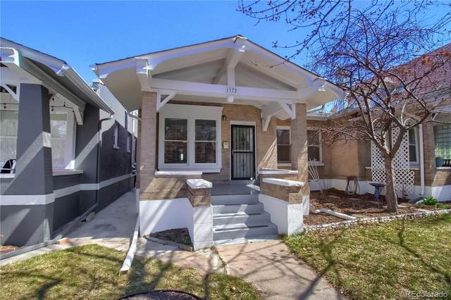 1372 Monroe Street, Denver, CO 80206 (#9370703) :: Sultan Newman Group