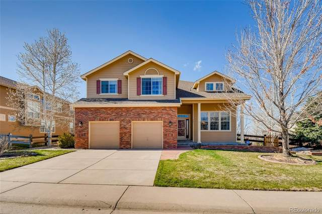 701 Briar Dale Drive, Castle Pines, CO 80108 (#9370790) :: The DeGrood Team